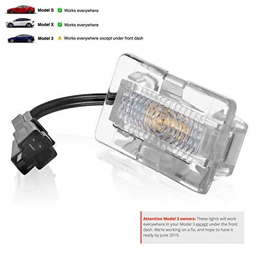 Oznium Ultra-Bright Easy-Plug Replacement LED Interior