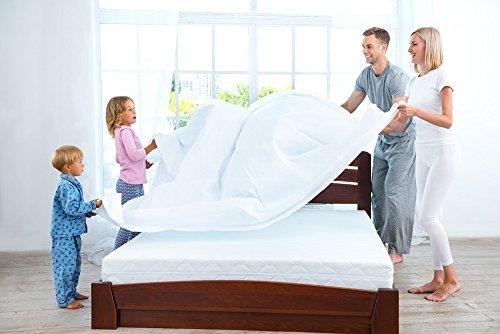 Ideal Linens 4-piece Microfiber Bedding Set