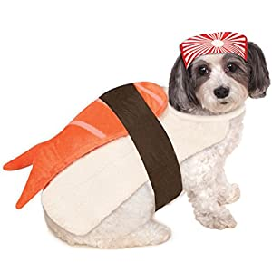 Rubie's Sushi Pet Costume, Small