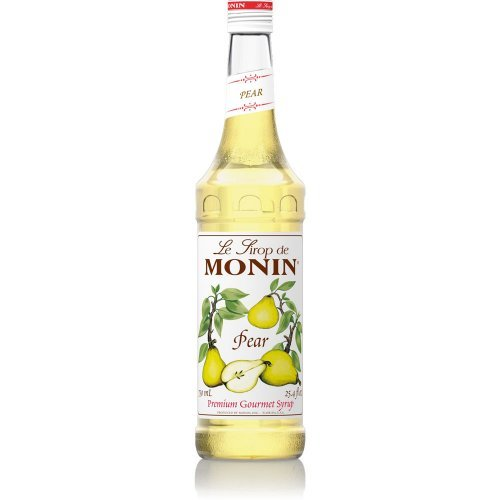 Monin Pear Syrup, 750 ml ()