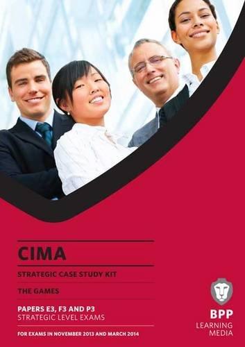 CIMA Strategic Level Case Study Kit (Papers E3, F3 & P3) PDF