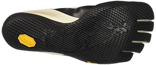 Black Vibram 37 Cream Shoes New FiveFingers Entrada Grey Womens RTWd6Iqw