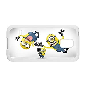 With Despicable Me Minions For S5 Mini Galaxy Samsung Slim Back Phone Covers For Girl Choose Design 13