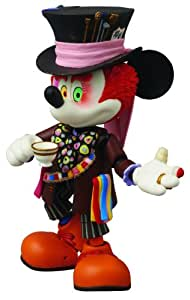Medicom Mickey Mouse: Mad Hatter Miracle Action Figure [Toy] (japan import)