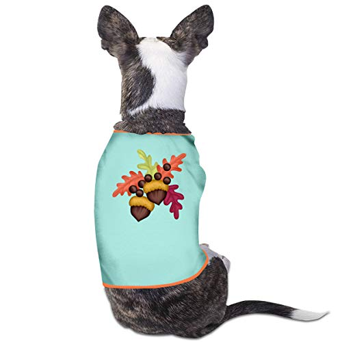 (Agilitynoun Dog T-Shirt Clothes Nut Doggy Puppy Tank Top Pet Cat Coats Outfit Jumpsuit Hoodie)