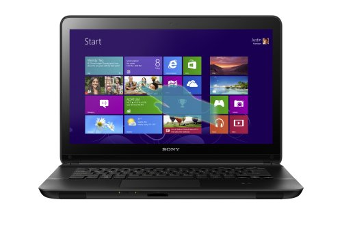Sony IT VAIO SVF14325CX 14-Inch Laptop