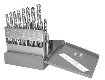 21 Drills Jobber Length Southeast Tool SEJS21M General Purpose Shrill Sets Size Range 1//16 to 3//8