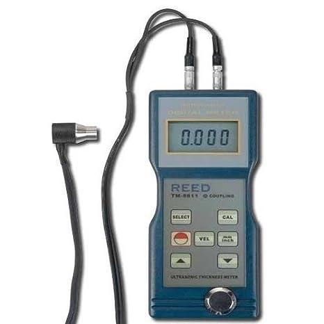 TM-8811 Ultrasonic Wall Thickness Gauge 1.2-200mm,0.06-8inch TM8811