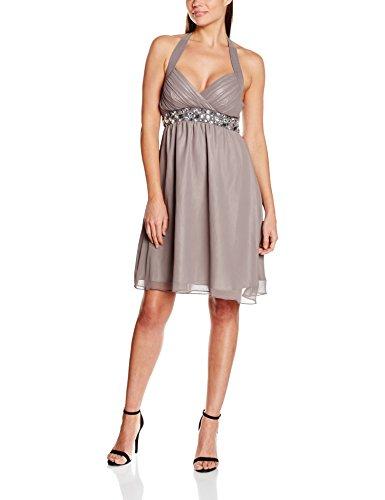 My Ao Donna Evening da Dress da Cerimonia e Grey Sera Abiti Grau Emily gg6Swrq