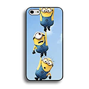 Animation Movie Minions Phone Case for Iphone 6 Plus/6s Plus 5.5 Inch Fantastic Style Phone Case Minions Series Case
