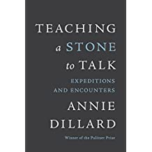 com annie dillard nature writing essays nature  product details
