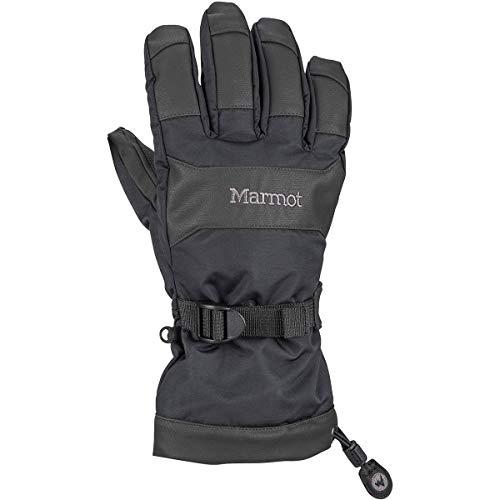 Marmot Unisex Nano Pro Glove, Black, ()
