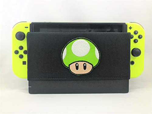 GameSide-Mario Mushroom Level Up