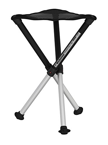 Walkstool Comfort 18-inch Large Compact Stool Portable Folding Chair with Case - Stool Case