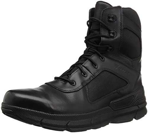 Bates Men's Rage Side Zip Military and Tactical Boot