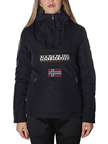 Napapijri Noir Rainforest Black Pocket Veste W 0HqdRTSR