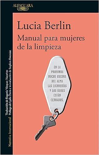 Resultado de imagen de manual para mujeres de la limpieza