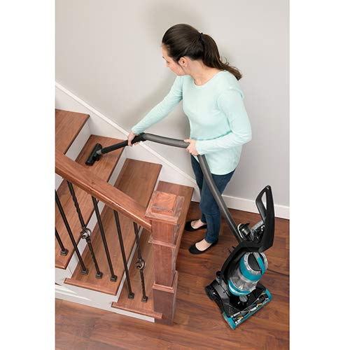 Bissell Powerlifter Rewind Vacuum with Multi-Cyclonic System, Triple Action