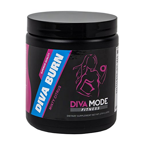 Best Caffeine Free Thermogenic Fat Burner, Appetite Suppressant, Energy Boosting Advanced Diet Weight Loss Supplement for Women – Diva Burn