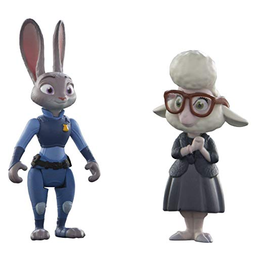 Zootopia Character Pack Judy And Bellwether]()