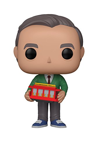 Funko Pop TV Mr Rogers Collectible Figure, Multicolor from Funko