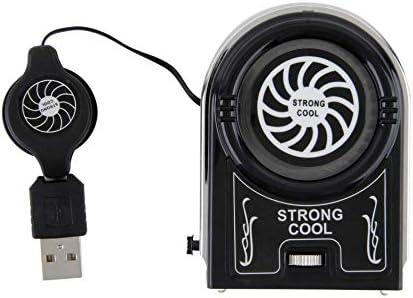 Jullyelegant Mini aspiradora USB Refrigerador Extracción de Aire ...