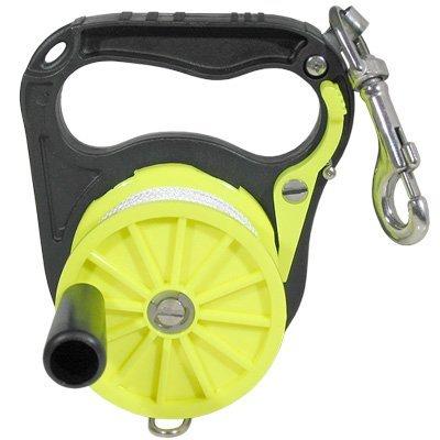 Aqua Ratchet Dive Reel, Yellow