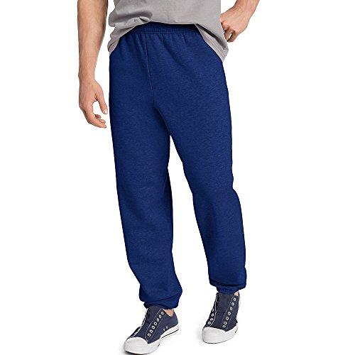 Hanes ComfortBlend EcoSmart Men's Sweatpants_Deep Royal_XX-Large