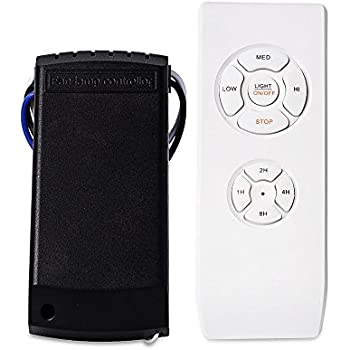Amazon Com Flow Angel Universal Ceiling Fan Remote