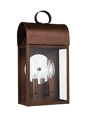 Outdoor Lighting For Colonial Style Home in US - 3