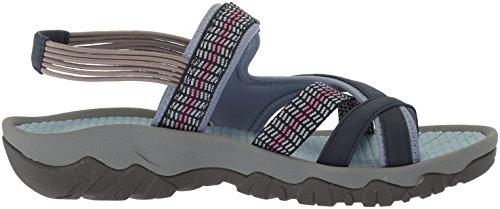 Baretraps Kvinners Twila Sandal Marineblå Blå