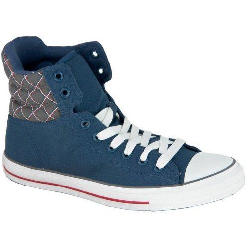 Converse, Sneaker uomo Blu Blau, Dark Denim
