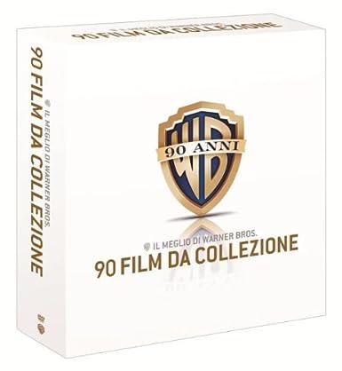 Warner Bros. - 90 Film Da Collezione 100 Dvd+Libro Italia