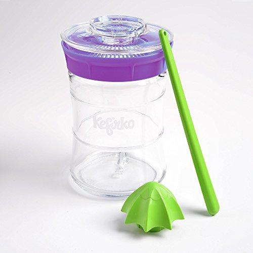 KEFIRKO - Homemade milk and water kefir system, as seen on Kickstarter by Kefirko (Image #6)