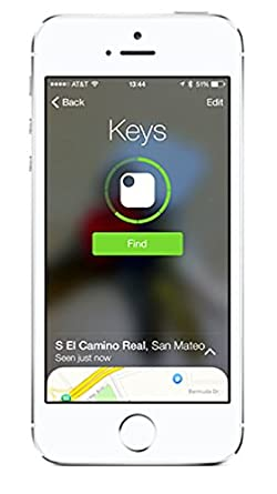 Tile (Gen 1) - Key Finder. Phone Finder. Anything Finder - 1 Pack (Discontinued by Manufacturer)
