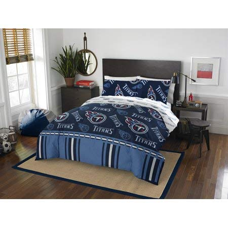 TennesseeTitans Full Bed in Bag Set ()