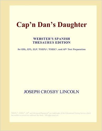 Book Cap'n Dan's Daughter (Webster's Spanish Thesaurus Edition)