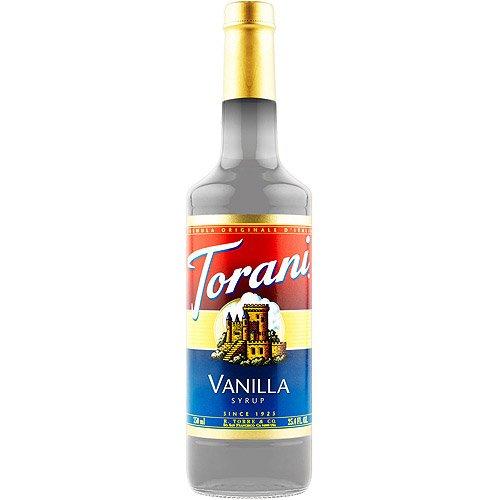 Torani Syrup Vanilla Signature, 10.144 Ounces
