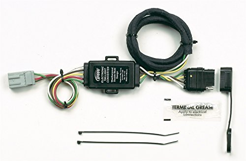 Trailer Wiring Connect (Hopkins 43105 Plug-In Simple Vehicle Wiring Kit)
