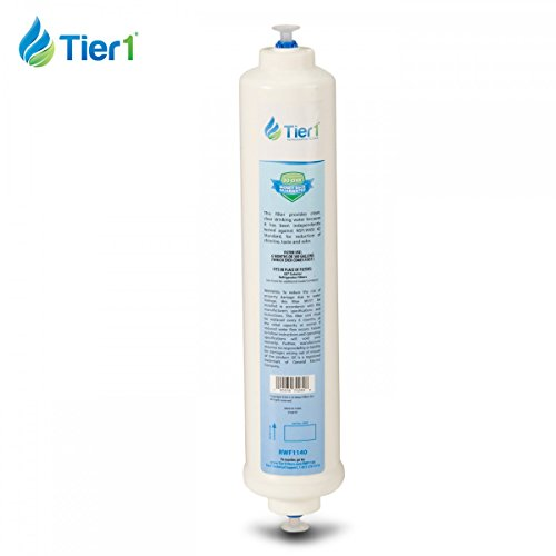 GXRTDR GE Universal Inline Water Filter Cartridge Comparable