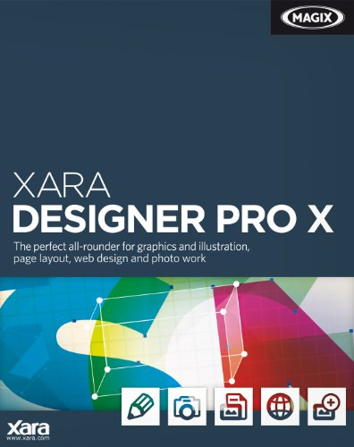 Xara Designer Pro X [Download] by MAGIX