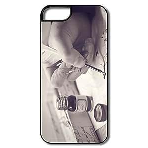PTCY IPhone 5/5s Custom Cool Writer