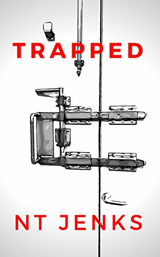 TRAPPED (The Adam Fitzgerald Serial Book 4)