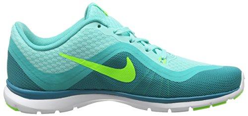 WMNS hypr 6 Turquesa Shoes Hypr Grn Women's Nike Fitness Trq Flex Elctr enrgy Trainer Ow5nqI