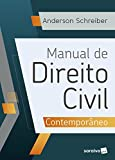capa de Manual de Direito Civil Contemporâneo