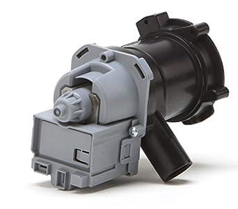Extrem DREHFLEX - Laugenpumpe/Pumpe für diverse Waschmaschinen von Bosch XC33