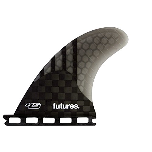 Futures Fins - HS Quad Rear Pair Generation Series (Haydenshapes) (Hypto Krypto Best Fins)