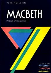 "York Notes on William Shakespeare's ""Macbeth"" (Longman Literature Guides)"