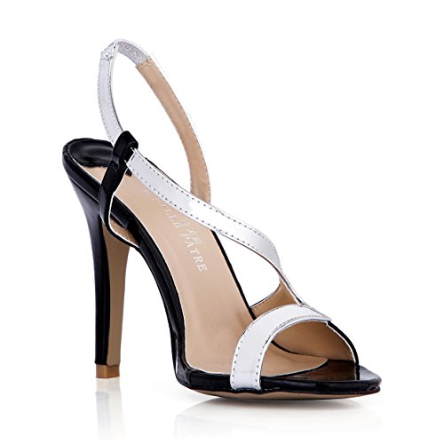 Nueva Sandalias Black Zapatos Para Grandes Pale Cintas Shoes De Verano Hembra Las Productos Mujer Alto Del heel Discotecas Mostrar Gold Más Anual w88Ev1