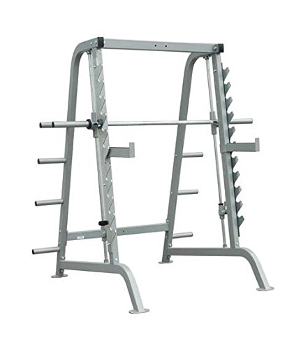 Smith Machine with Storage